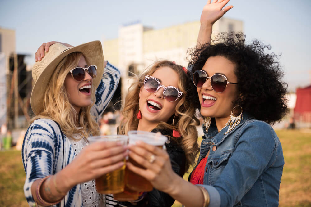 Women with PCO drinking alcohol
