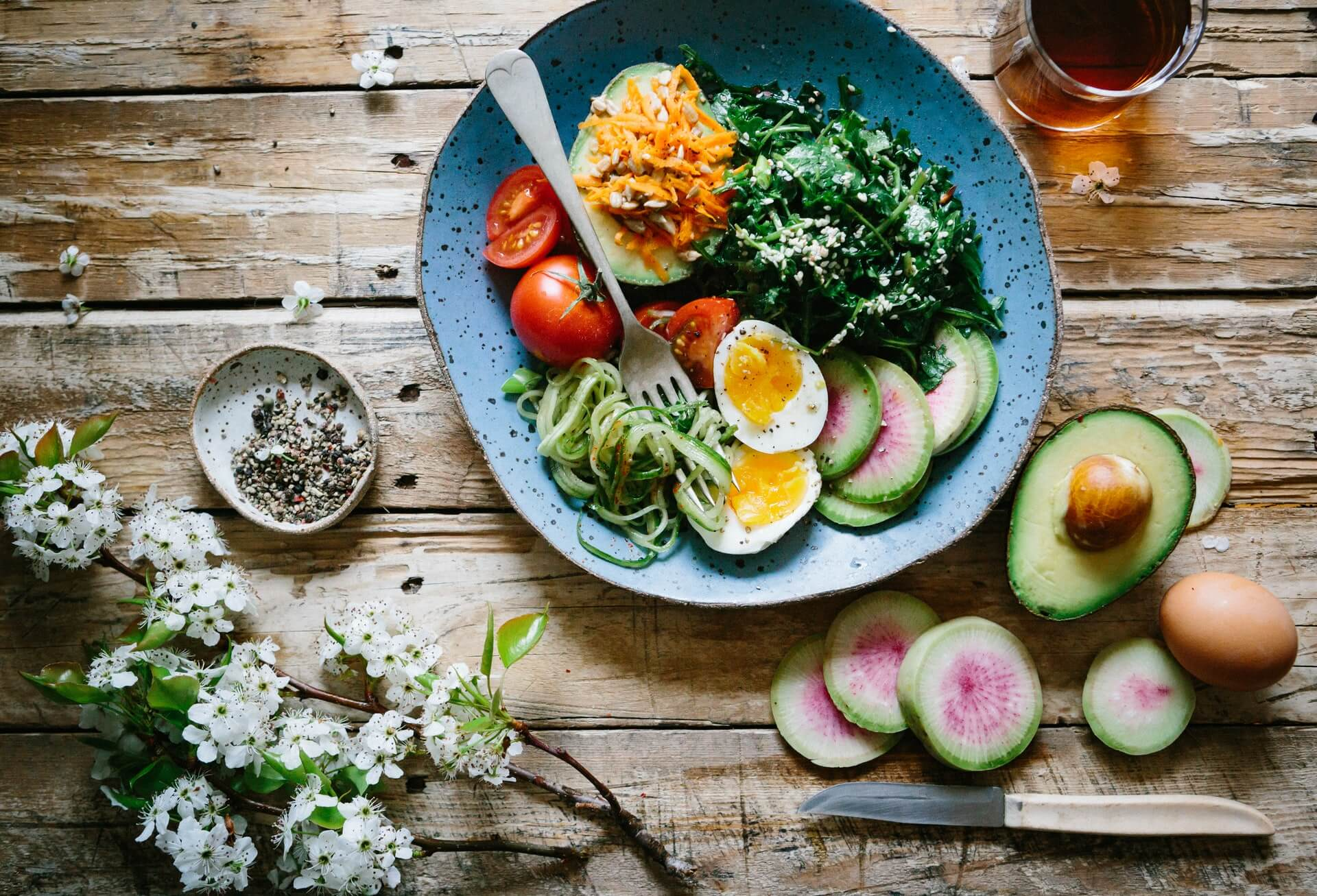 nutrition can help you achieve regular cycles