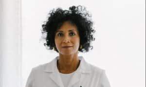 Female Hispanic Doctor
