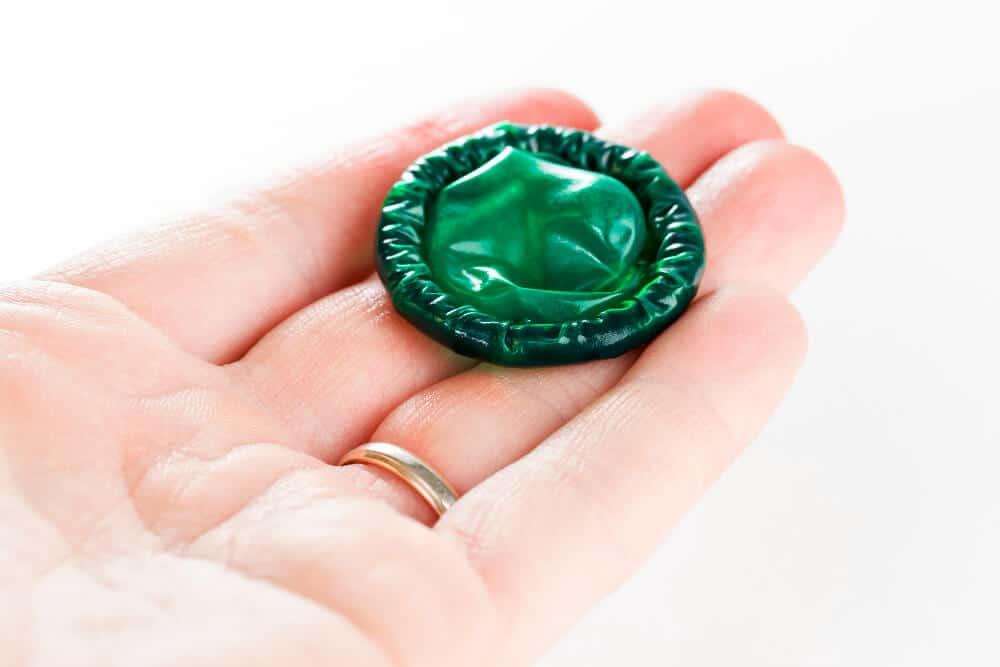 Condom to prevent STDs