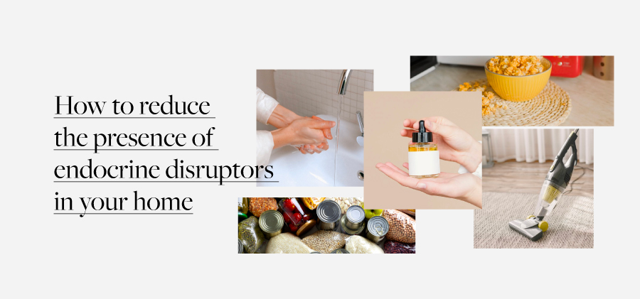 Tips to Reduce the Presence of Endocrine Disruptors in Your Home