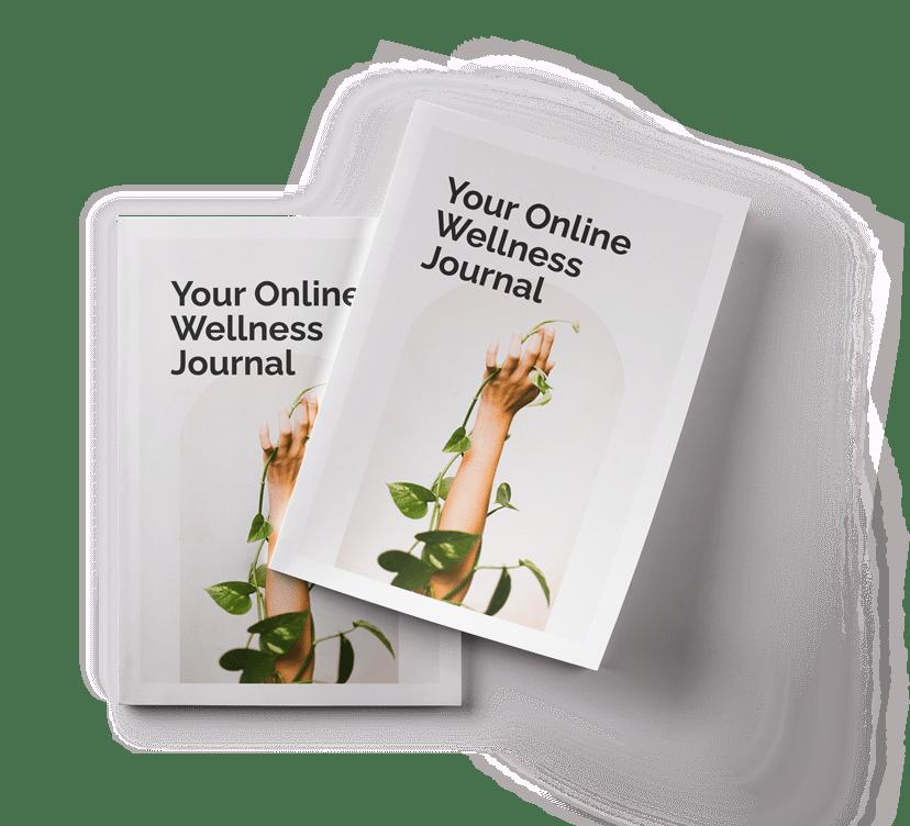 get your online wellness journal